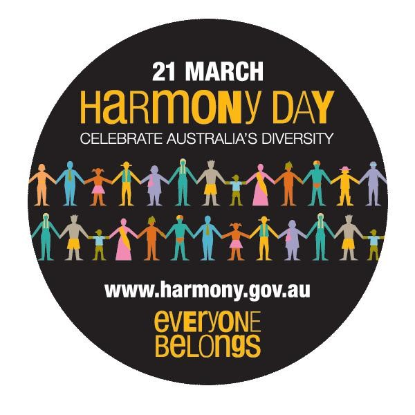 Harmony Day celebrations at Latham Primary - 21 March