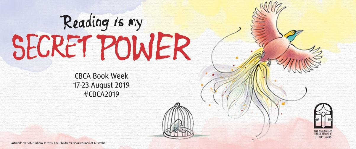Book Week 19 - 23 August 2019